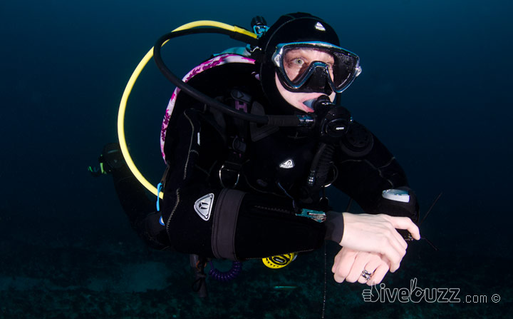 Dry Suit Diving – Dive without getting wet!